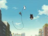 Aizen defeats Rose and Komamura