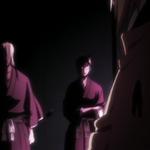 Inaba greets Izuru and Nanao.png