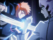 Ulquiorra provoke Ichigo
