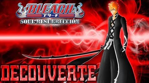 Découverte Bleach Soul Resurreccion