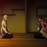 Kyoraku meets with Ukitake.png