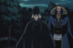 Hirako y Aizen...¡El reencuentro del destino!