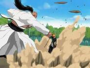 Ichigo fait face à yammy