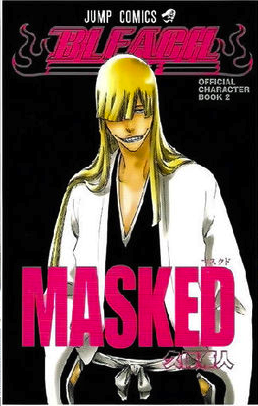 Bleach: Official Character Book 2 MASKED