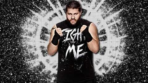 """WWE """"Fight"""" ► Kevin Owens 1st Theme Song"""