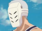 Mascara de Kensei