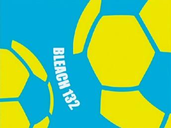 Hitsugaya, Karin y el balón de fútbol