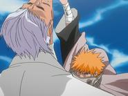 O54 Ichigo uderza Chojiro