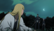 O221 Shinji wyjawia dlaczego wybrał Aizena na wicekapitana