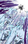 Jauría de Lobos 2 manga