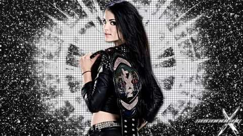 """WWE """"Stars In the Night"""" ► Paige 2nd Theme Song"""