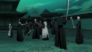 Ichigo arrested by the other Shinigami