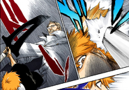 Ichigo vs Accutrone