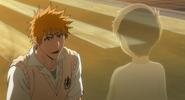 Jh Ichigo pociesza ducha