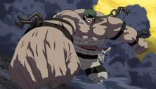 Kokuto corta a Garogai