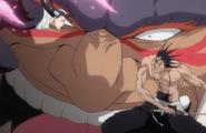 289Ichigo, Kenpachi & Byakuya vs. Yammy