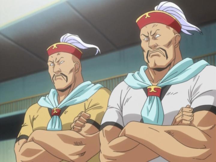 Коганехико и Широганехико