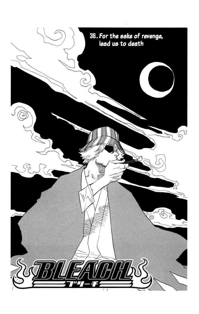 Kapitel 036: Aus Rache gehen wir in den Tod