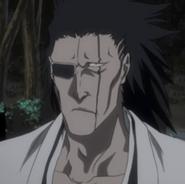 Kenpachi Timeskip Anime