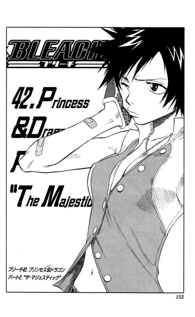 Kapitel 042: Princess & Dragon PART 2 The Majestic - Prinzessin & Drache Teil 2 Der Majestätische