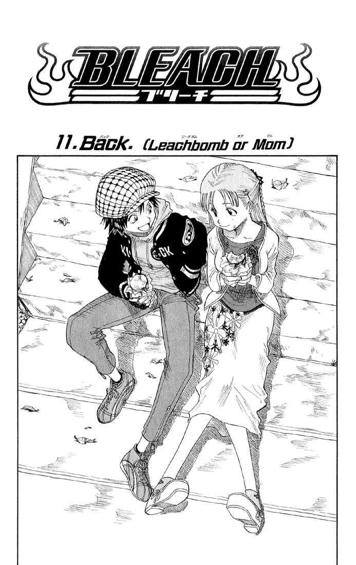 Kapitel 011: Back. (Leachbomb or Mom) - Zurück (Egelbombe oder Mama?)