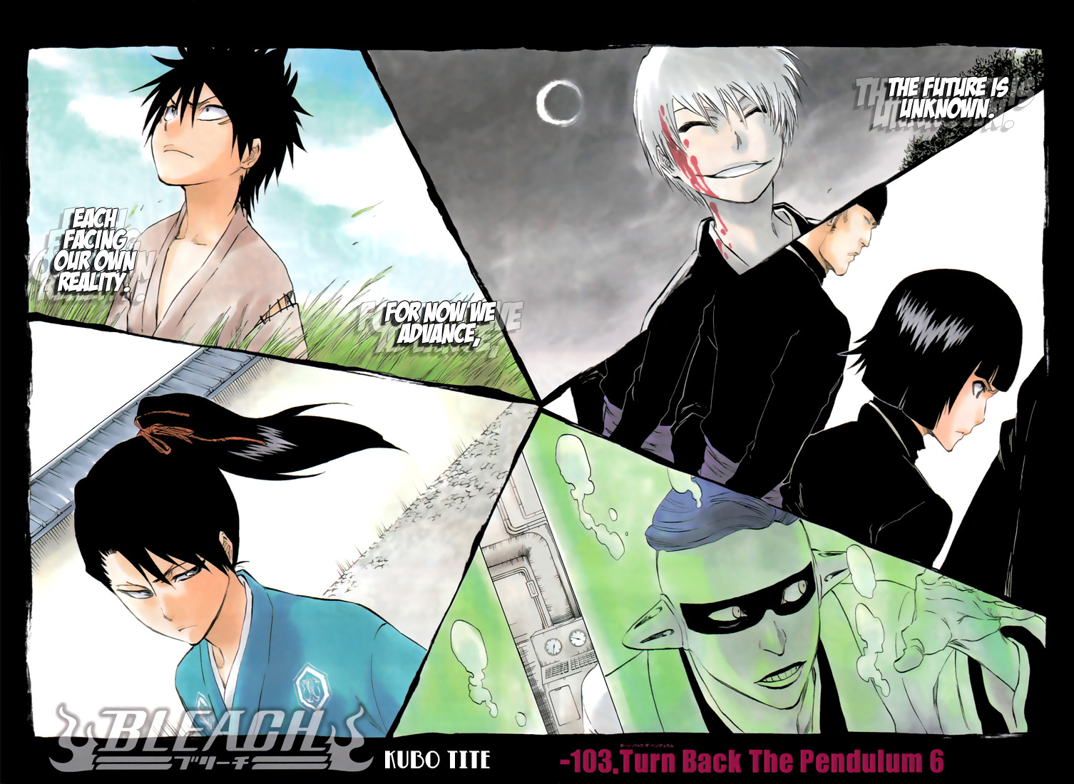 Kapitel -103: Turn Back The Pendulum 6
