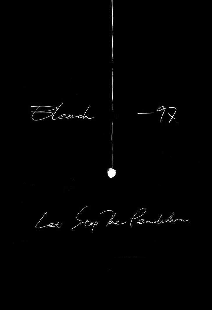 Kapitel -97: Let Stop The Pendulum