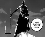 Izuru Kiras Auftritt