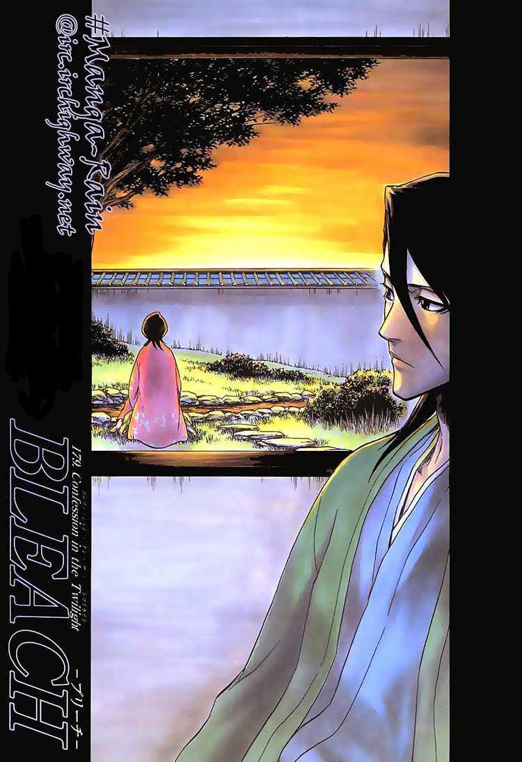 Kapitel 179: Geständis im Zwielicht - Confession in the Twilight