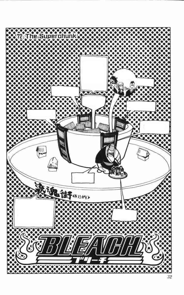 Kapitel 072: The Superchunk – Ein mächtiger Brocken