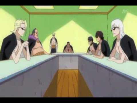 Organisation der Shinigami-Männer