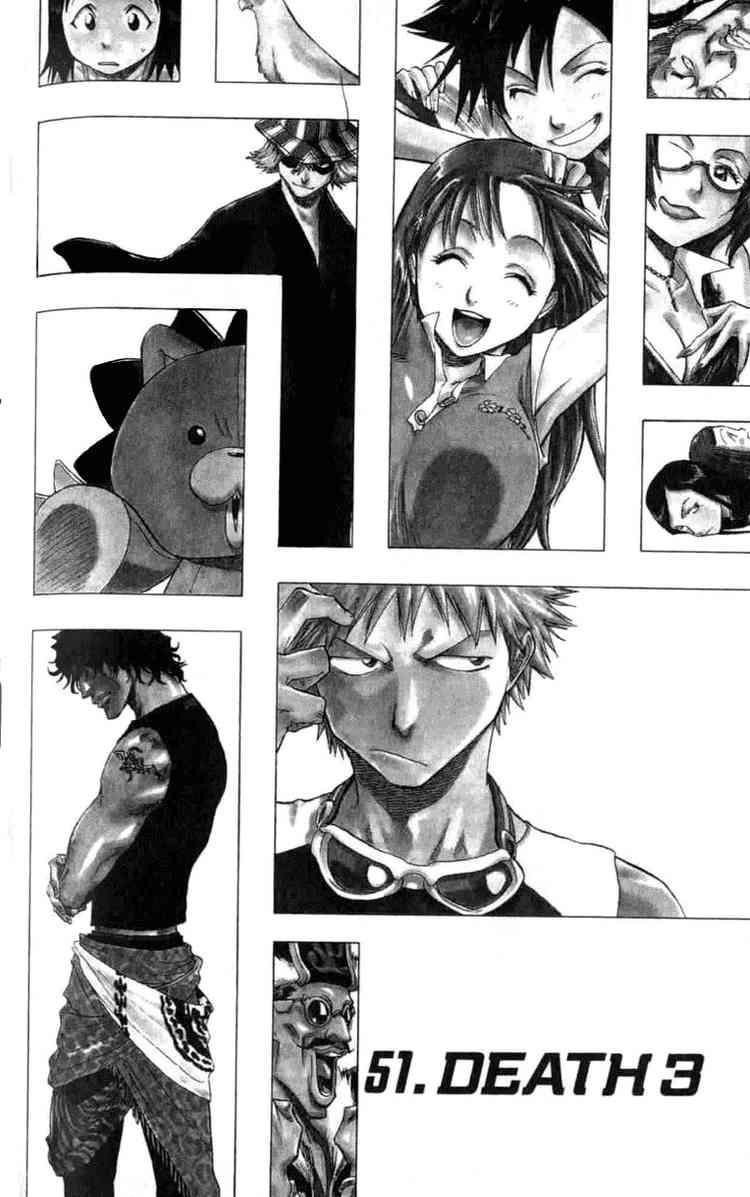 Kapitel 051: DEATH 3 – Drei Shinigamis