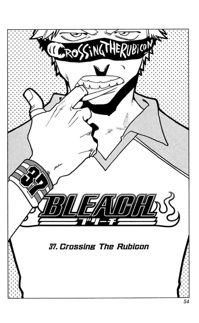 Kapitel 037: Crossing the Rubicon – Das Überschreiten des Rubikon