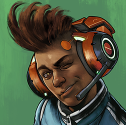 Zero Cool Character Icon