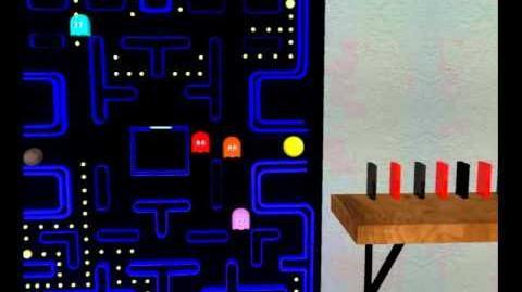 Nintendo Tribute Goldberg machine by Daniel Hoyos Morales