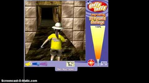 Laffy Taffy 3D Pyramid Game Pt. 2 -D