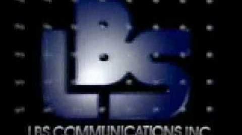 "LBS Communications INC. Logo (1987) ""Short Version"""