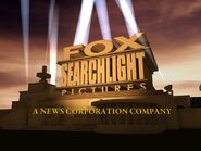 Fox Searchlight Pictures 1995 model
