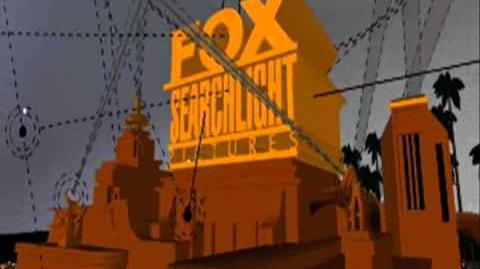 Fox Searchlight Pictures 2010 logo remake VERSION 1.0