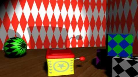 Jack in the box Maya animation