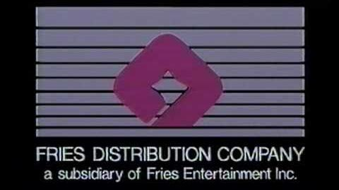 VHS Companies From the 80's -8 - FRIES HOME VIDEO