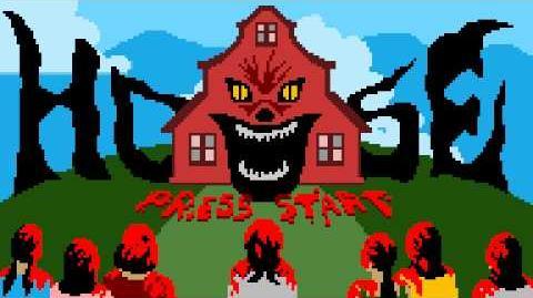 8-Bit House Hausu