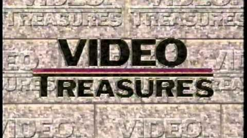 VHS Companies From the 80's -6 - VIDEO TREASURES