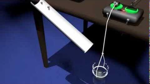 'Rube Goldberg' machine animation