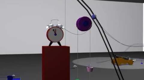 3ds Max Rube Goldberg Machine