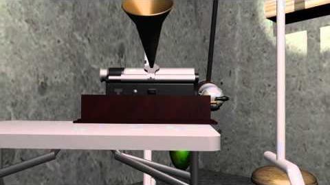 Animated Rube Goldberg - Music