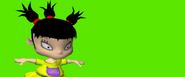 Kimi blender green screen go wild1