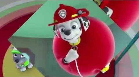 Paw Patrol Pups Save A Parade Funny Moments Clip -01