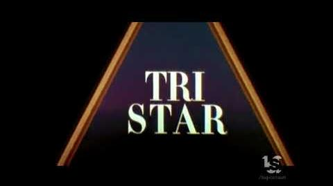 TriStar Pictures (w Cannon jingle, 1986)