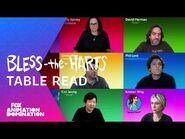 """Bless The Harts Table Read - Season 2 - """"Crappy Death Day"""""""